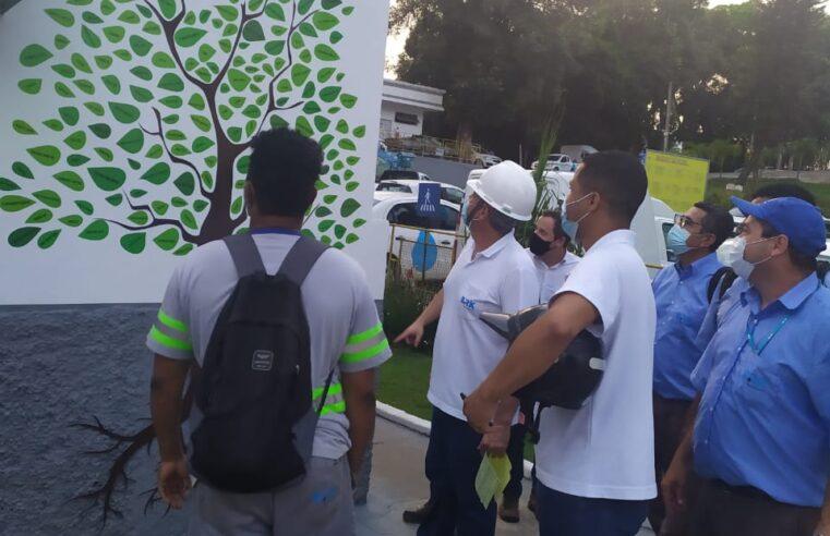 BRK premia ações de sustentabilidade e preservação ambiental realizadas por seus funcionários